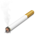 Cigarette Emoticon