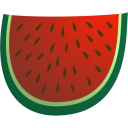 Watermelon Emoticon