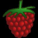 Raspberry Emoticon