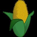 Corn Emoticon