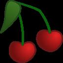 Cherry Emoticon