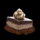 Chocolate Cake Emoticon