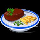 Steak Emoticon