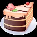 Piece Of Cake Emoticon