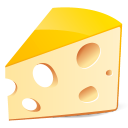 Cheese Emoticon