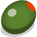 Olive Emoticon