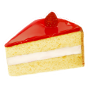 Strawberry Cake Emoticon