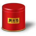 Tea Caddy Box Emoticon