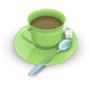 Tea Cup Emoticon