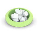 Sugar Cubes Emoticon