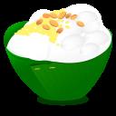 Coconut Itim Emoticon