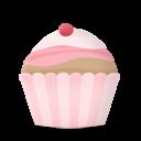 Cupcake Cake Cherry Emoticon