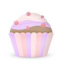Cupcake Cake Emoticon