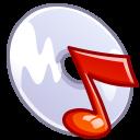 Music Cd Emoticon