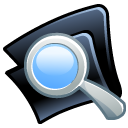 Folder Search Emoticon