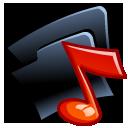 Folder Music Emoticon