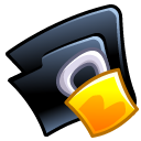 Folder Lock Emoticon
