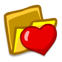 Folder Fav Emoticon