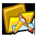 Folder Apps Emoticon
