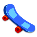 Skate Emoticon