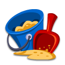 Bucket Emoticon