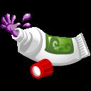 Toothpaste Monster Emoticon