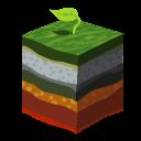 Layers Grass Emoticon