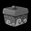 Folder Dark Emoticon