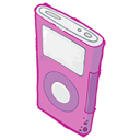 IPod Pink Emoticon
