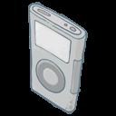 Ipod Grey Emoticon
