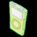 IPod Green Emoticon