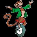 Monkey 1 Emoticon