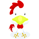 Rooster Emoticon