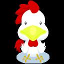 Rooster Emoticon