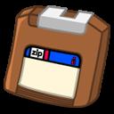 Zip Brown Emoticon