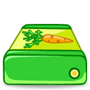 Carrot Hd Emoticon