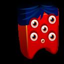 Red Creature Emoticon