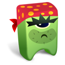 Pirate Creature Emoticon