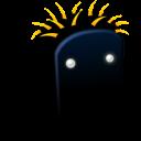 Black Creature Emoticon