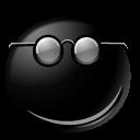 Secret Smile Emoticon