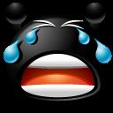Cry Emoticon