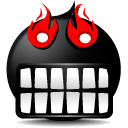 Anger Emoticon