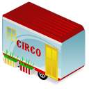 Circus Trailer Emoticon