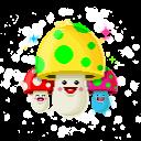 Synthetic Mushrooms Emoticon