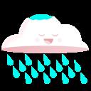 Sour Cloud Emoticon