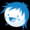 Icyspicy Blue Emoticon