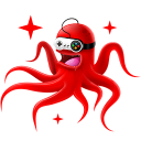 Gemersquid Emoticon