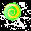 Candy Emoticon