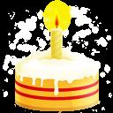 Cake Emoticon