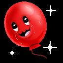 Balloon Emoticon